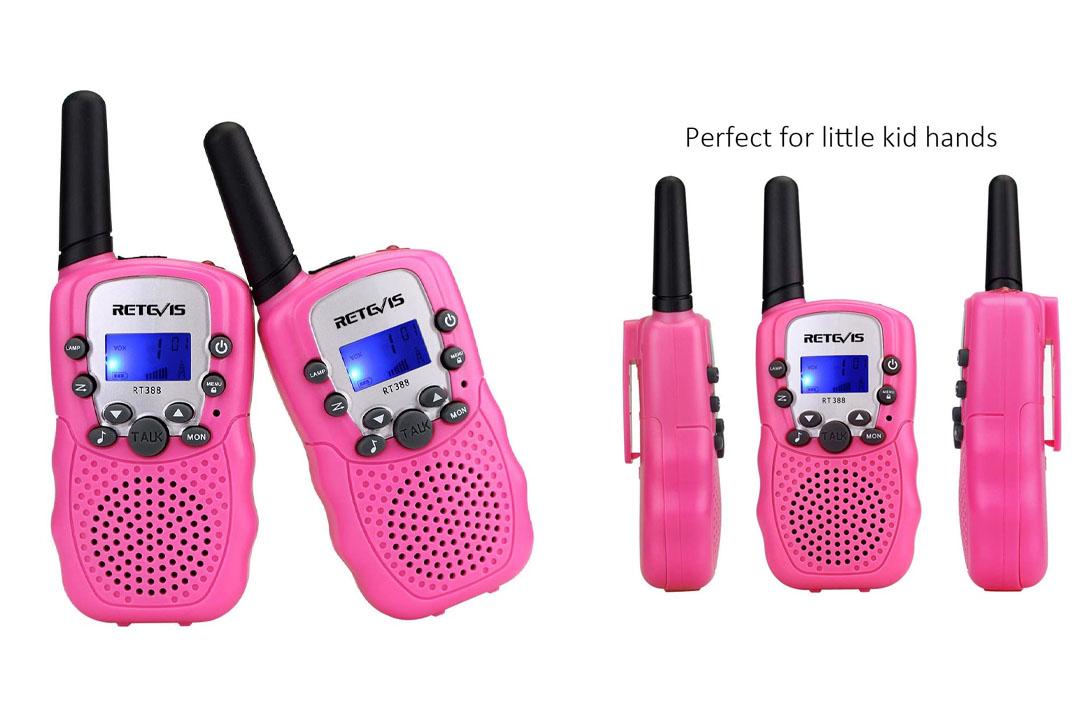 Portable Kids Walkie Talkie