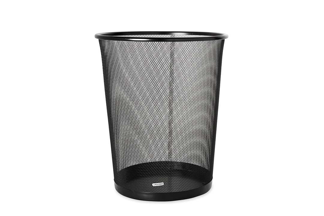 Rolodex Mesh Round Wastebasket