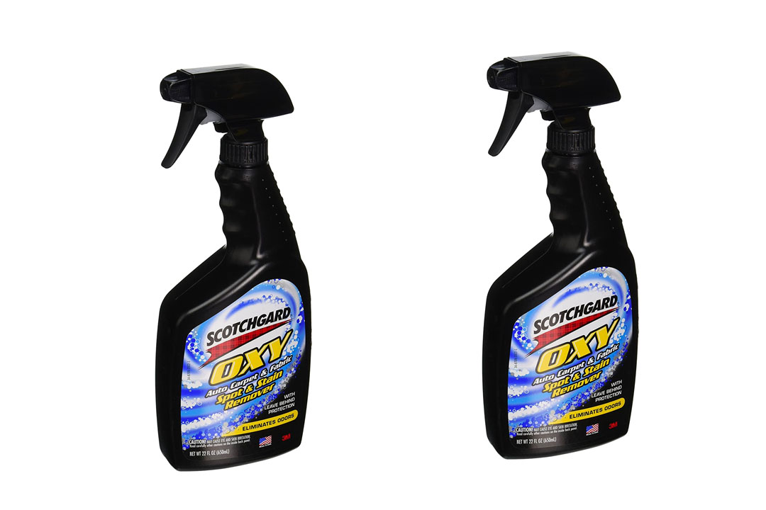 Scotchgard Auto Spot and Stain Remover