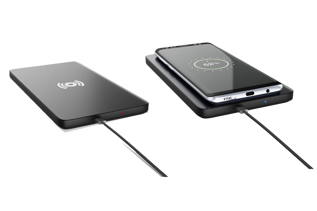 The Wireless Charger, TechMatte Qi Wireless Charging Pad