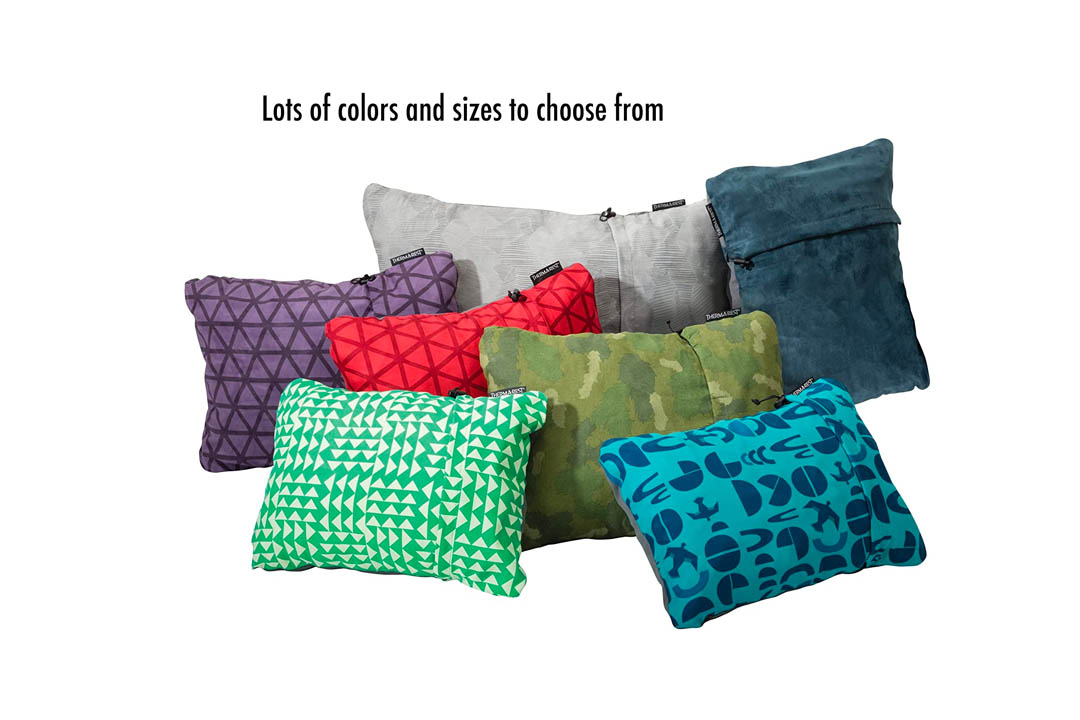 Therm-a -Rest Compressible Pillow