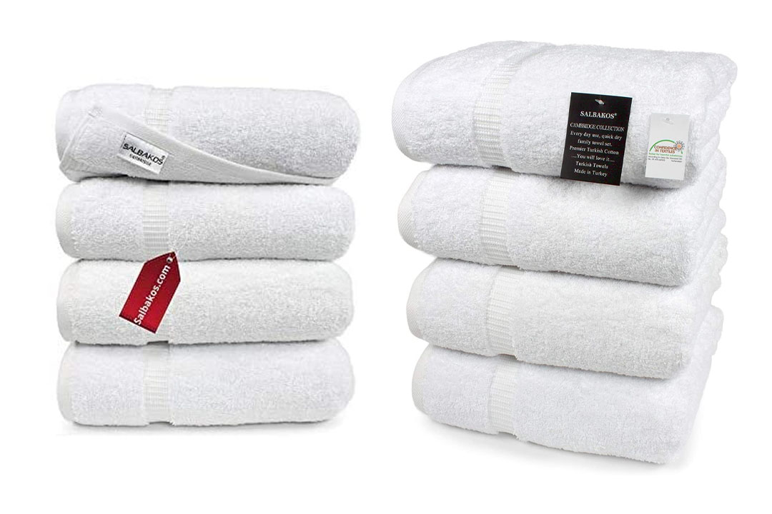 Turkish Luxury Hotel & Spa Bath Towel