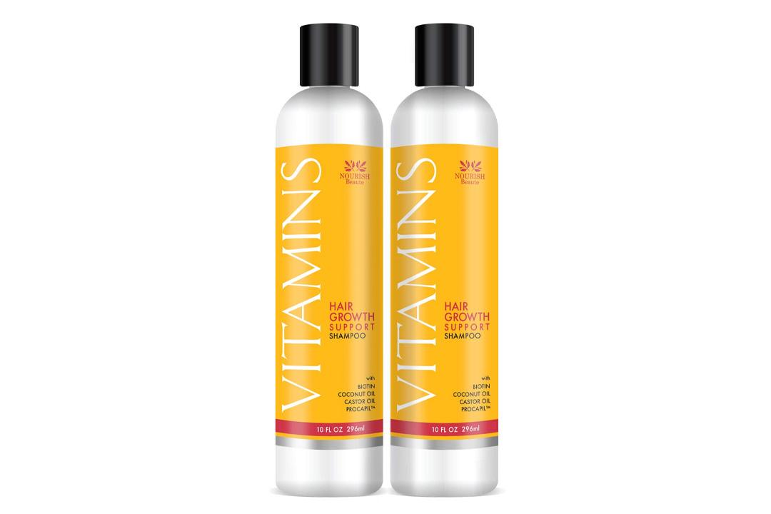 Vitamins Hair Growth Shampoo