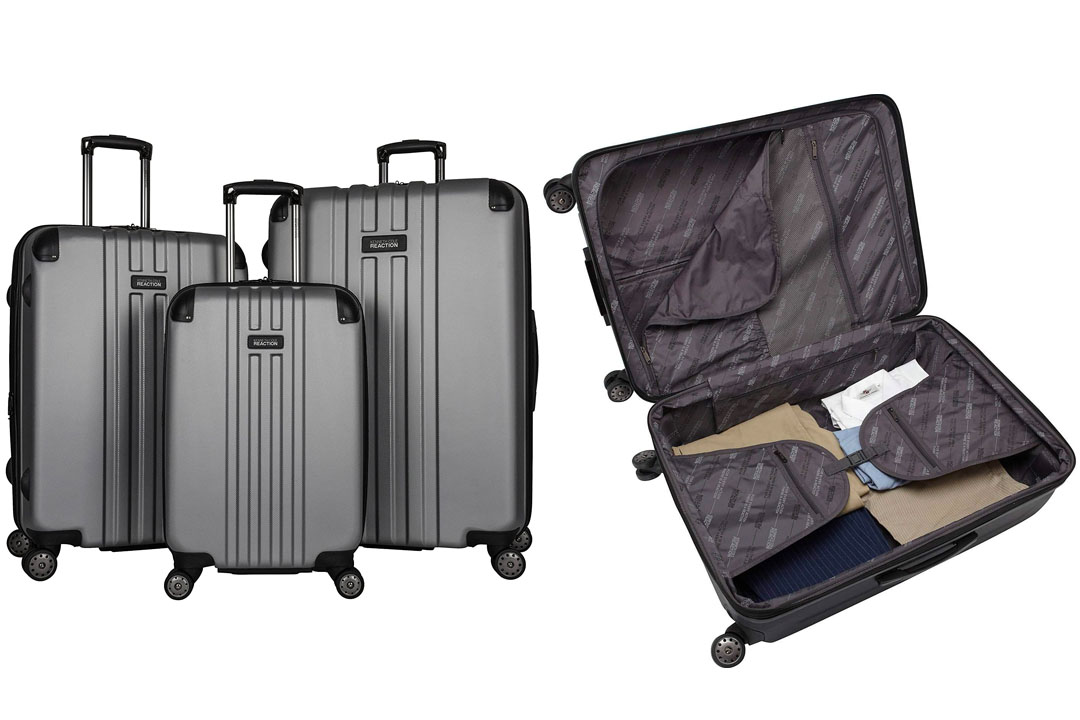 Kenneth the Cole Reaction Reverb, a Luggage Set