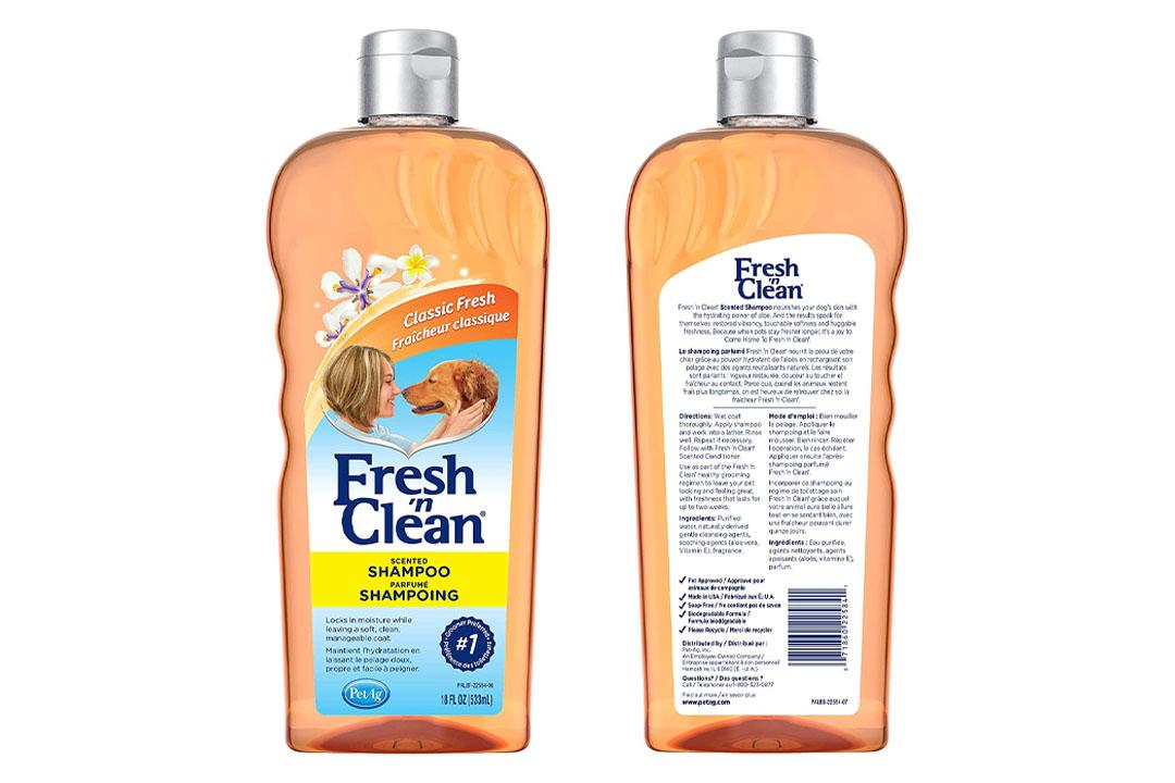Fresh'n Clean Scented Dog Shampoo, 18-Ounce