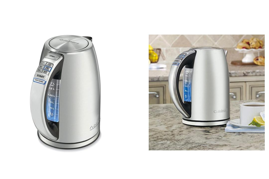 Cuisinart CPK-17 PerfecTemp 1.7-Liter Stainless Steel
