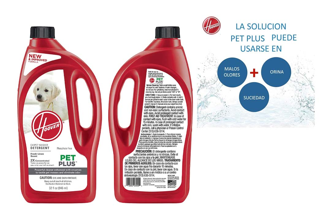 Hoover Plus Pet Stain Remover