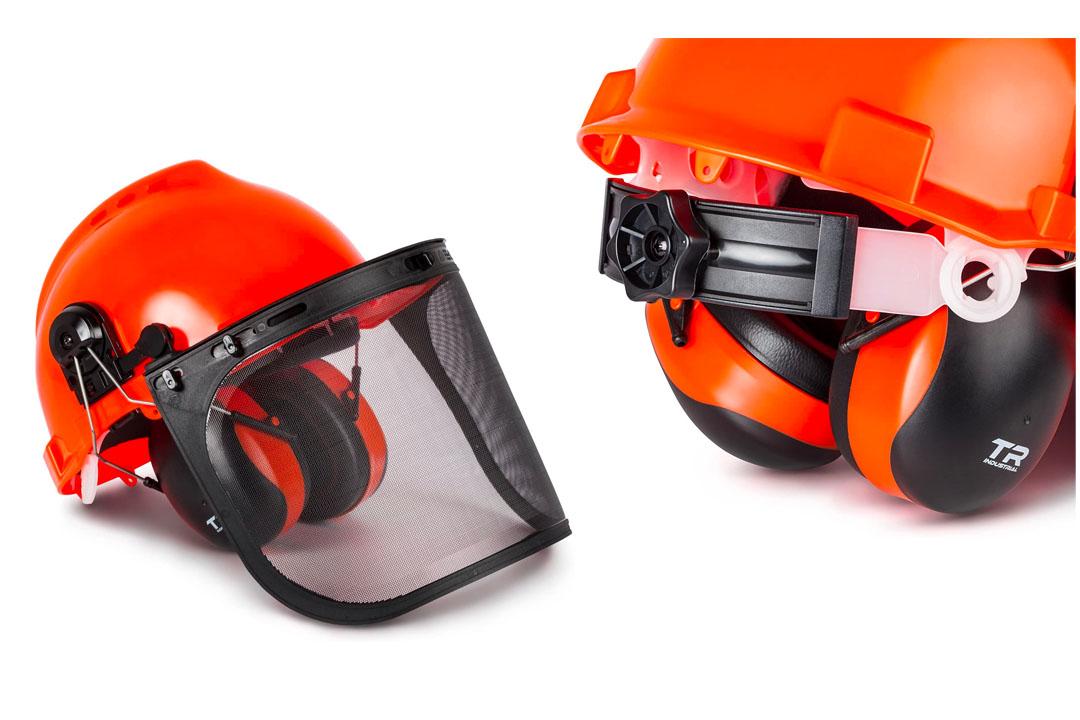 Industrial Forestry Safety Helmet