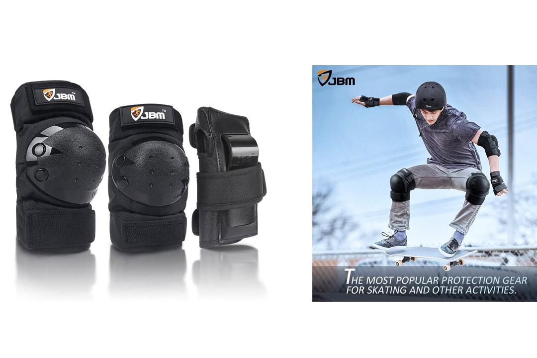 JBM Sports Protective Gear safety Pad Safeguard