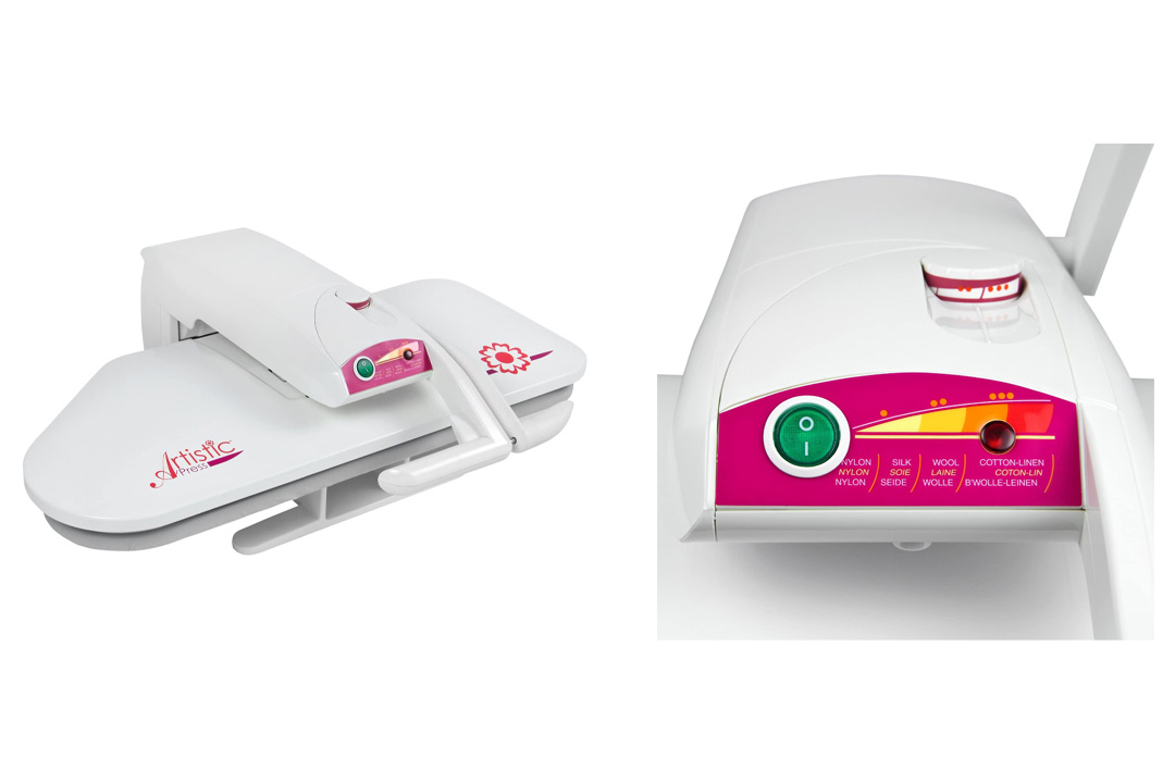 Janome Artistic Heat Press Model EP100