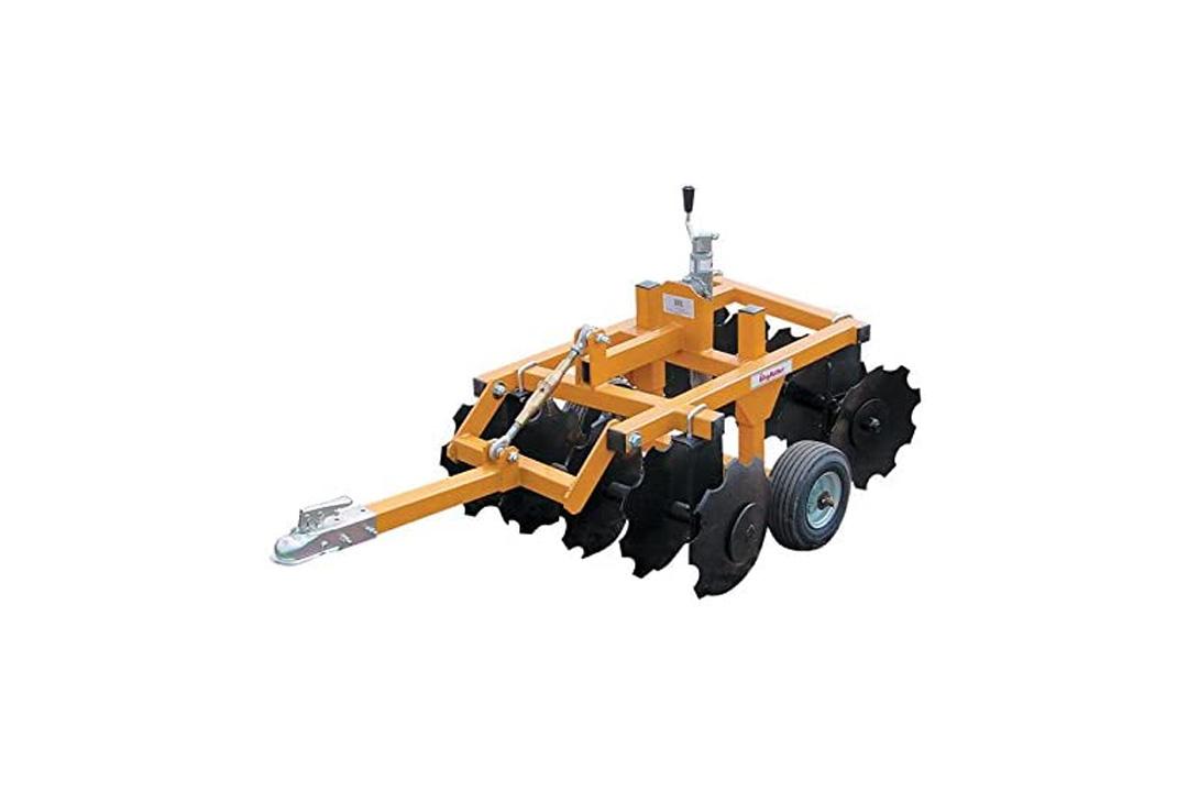 King Kutter Tow-Behind Garden Tractor/ATV