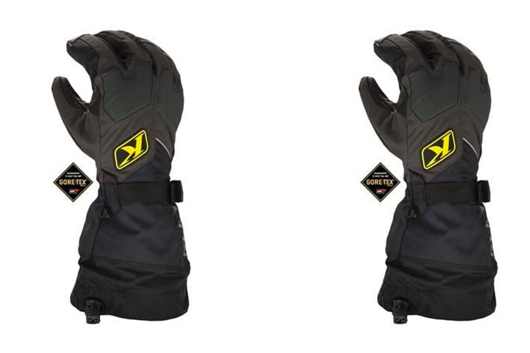 Klim Fusion Snowmobile Gloves