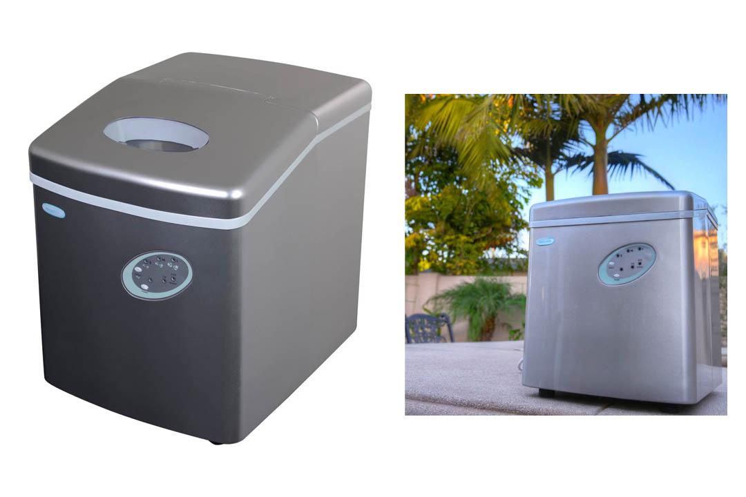 NewAir AI-100S 28-Pound Portable Ice Maker