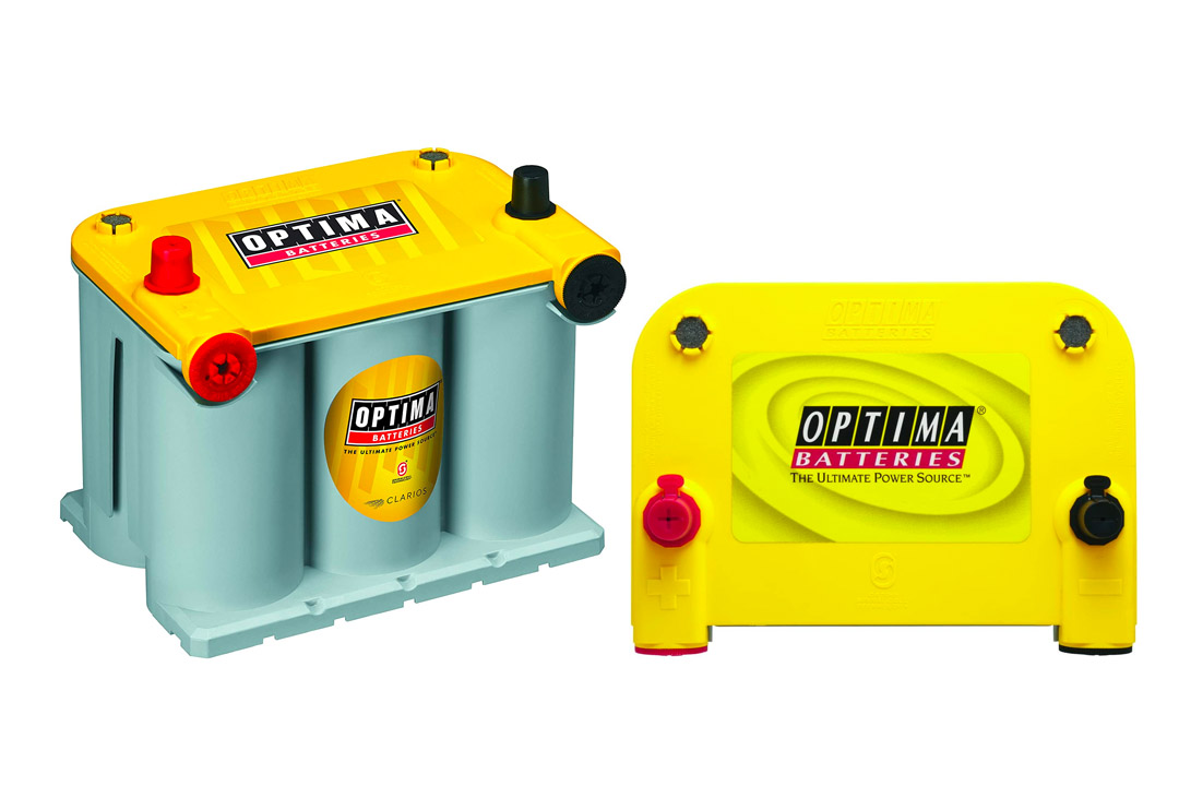 Optima Batteries YellowTop Dual-Purpose Battery