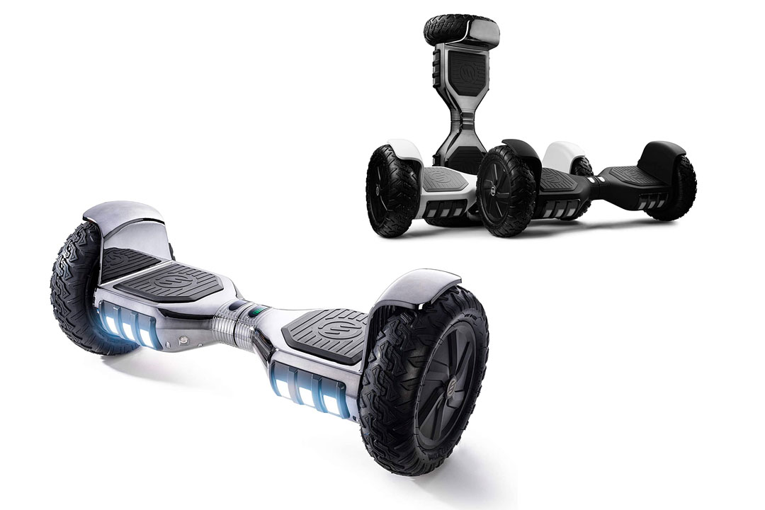 RIDE SWFT Sonic Hoverboard Self Balancing Scooter