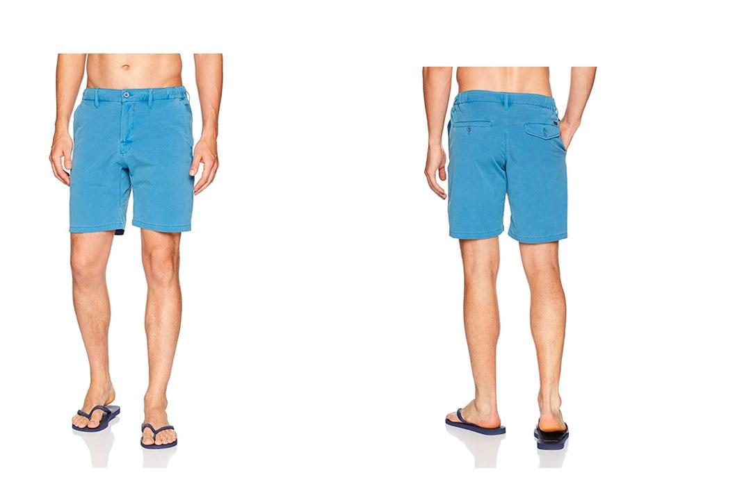 RVCA Men's All Time Coastal Hybrid Short
