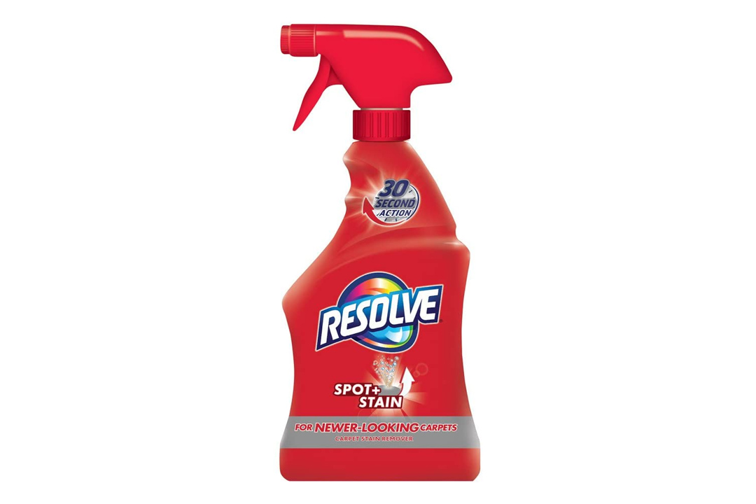 Resolve Carpet Cleaner with Triple Oxi Action Advanced Carpet Stain Remover