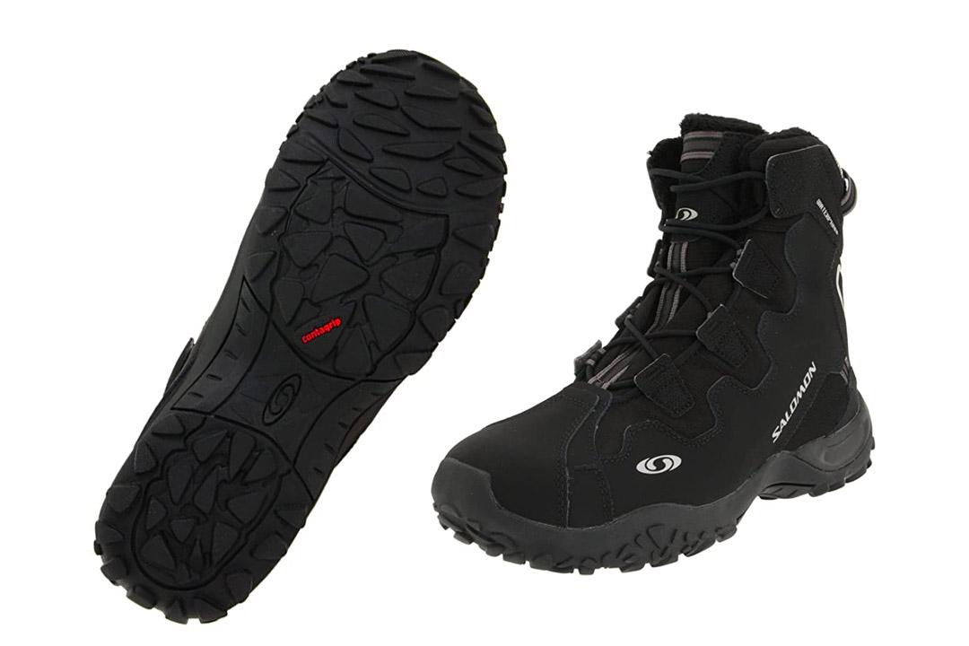 Salomon Men's Snowtrip Winter Shoe