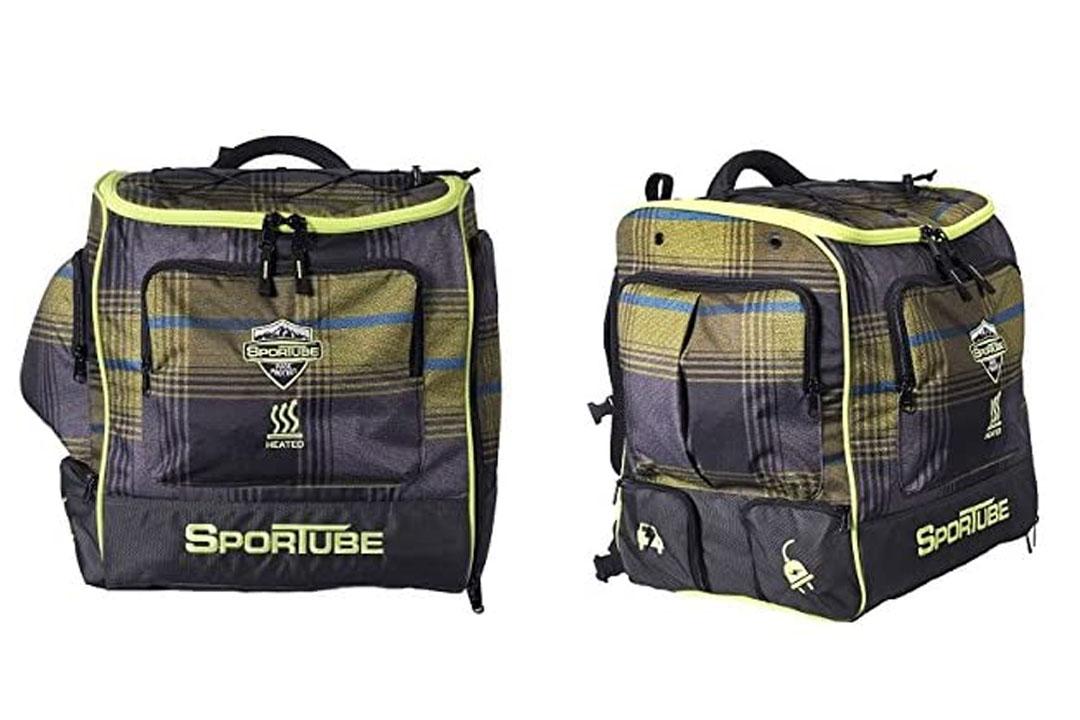 Sportube Toaster Elite Heated Boot Bag, Plaid