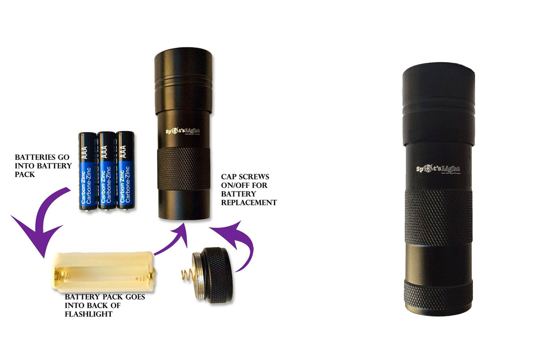 Spot's Light UV Blacklight Flashlight, Black 12 LED, Ultraviolet Pet Urine Stain Detector