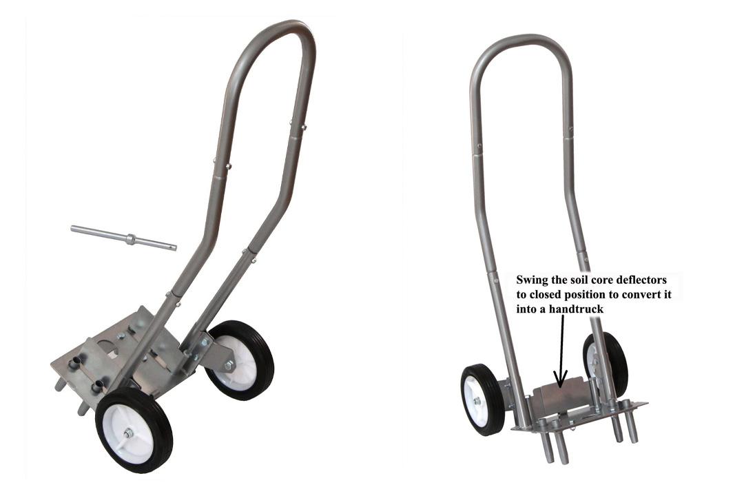 Step N' Tilt Lawn Core Aerator 2(All New 2013 Model)