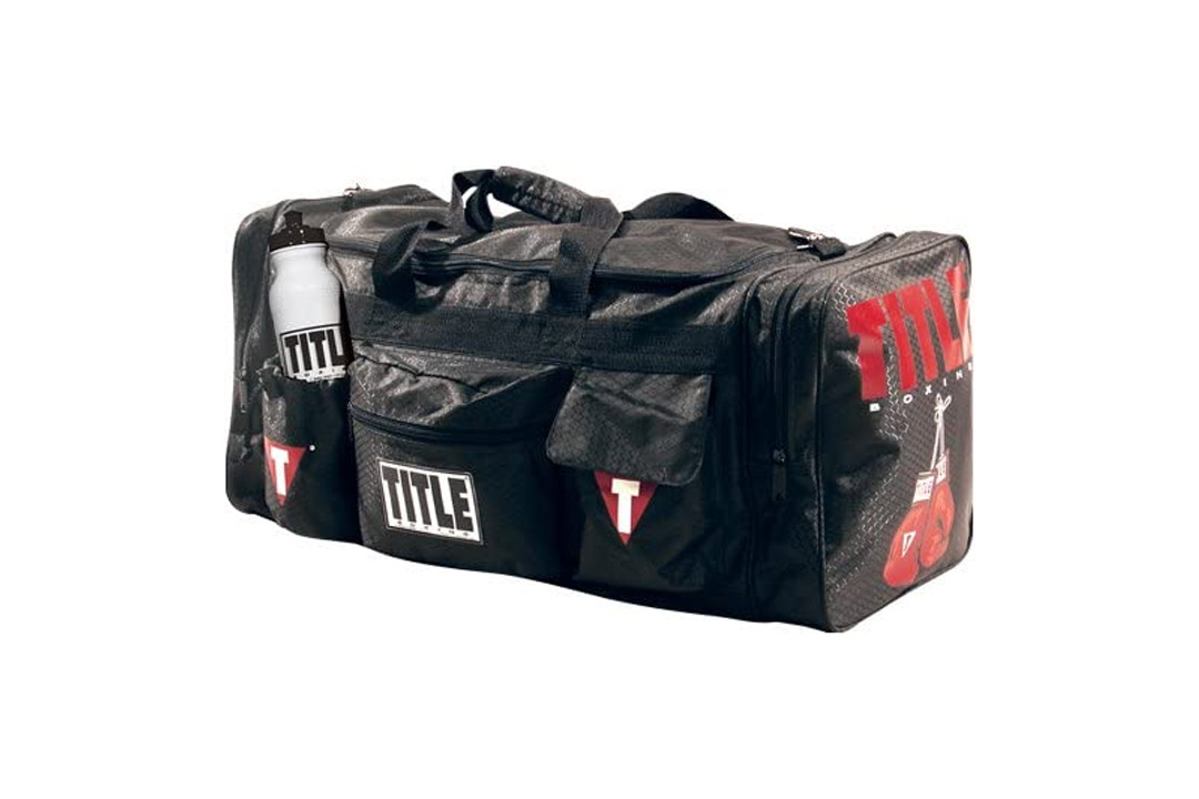 TITLE Boxing Deluxe Gear Bag