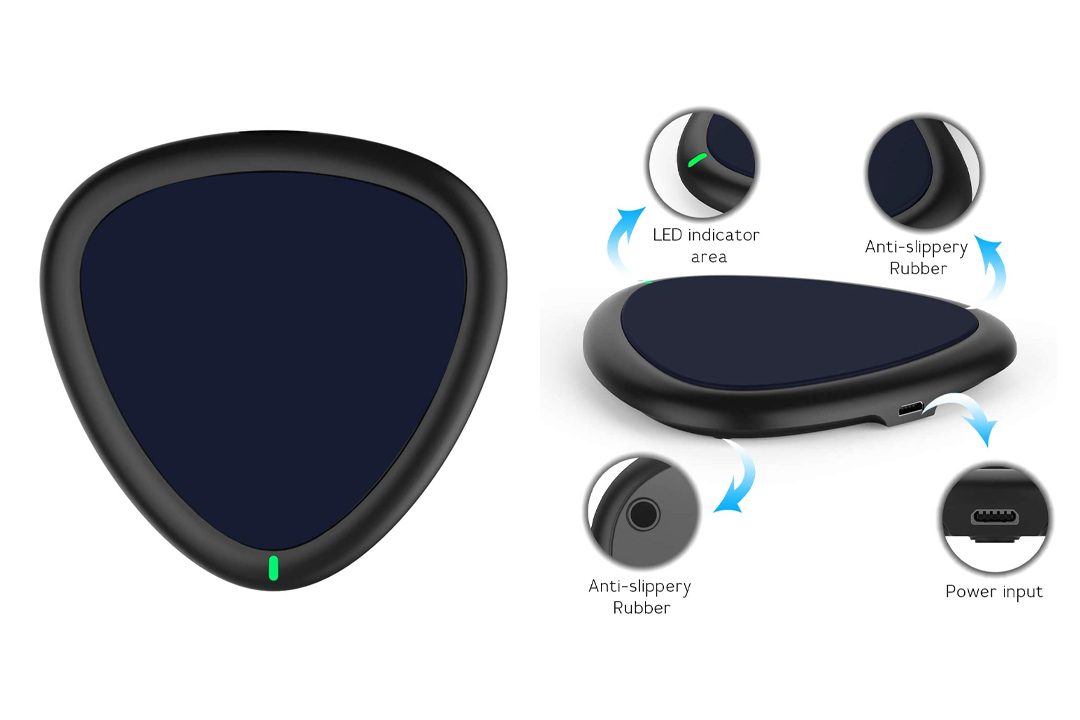 The Wireless Charger, Yootech Wireless Charger QI Wireless Charging Pad