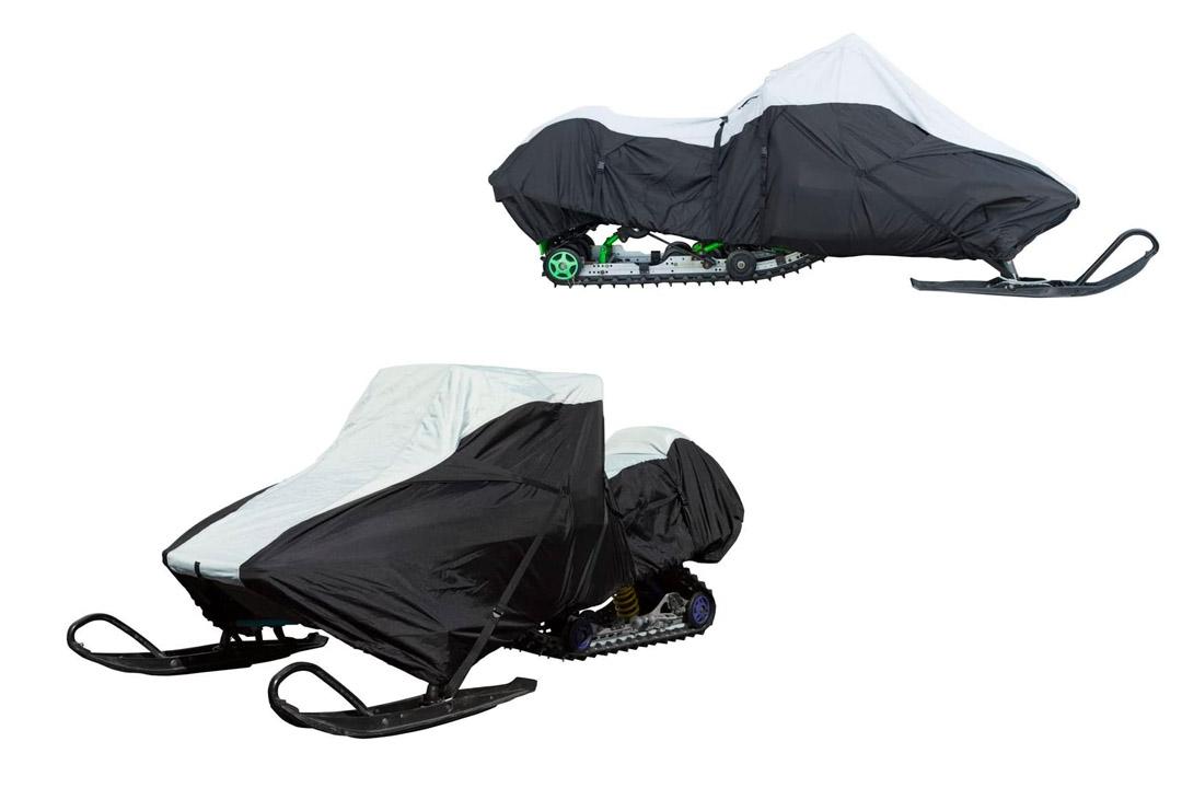 "113"" Waterproof Snowmobile Cover"