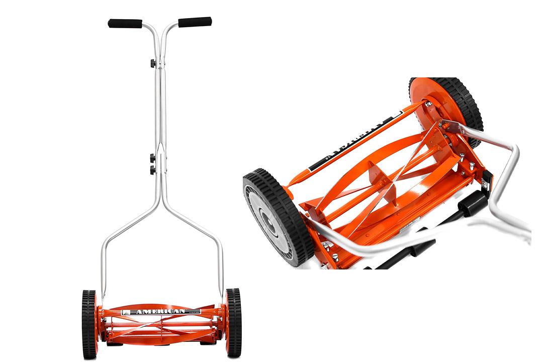 American Lawn Mower Reel Push Lawn Mower