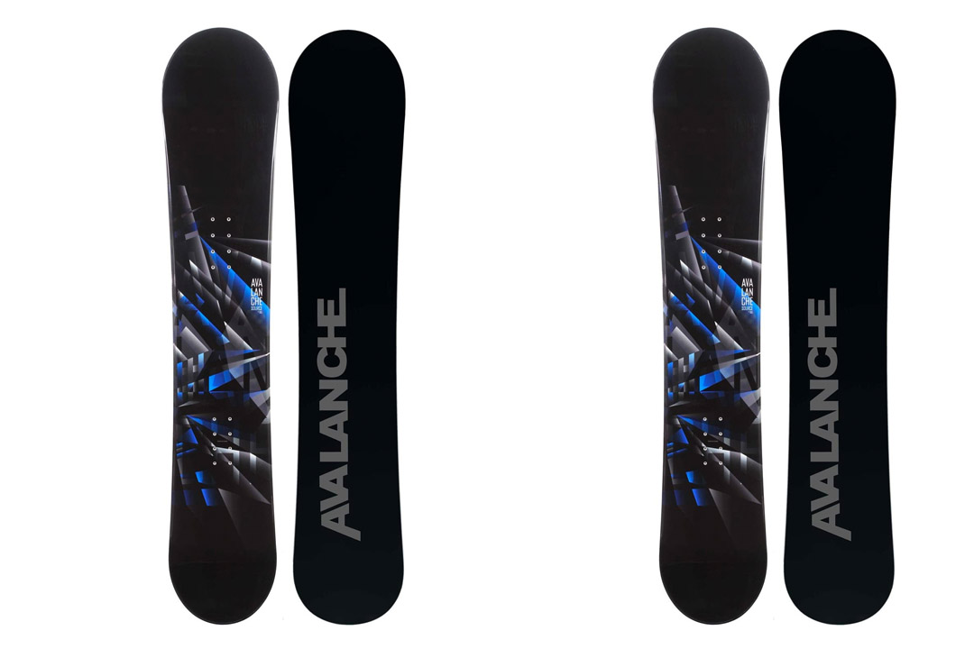 Avalanche Source Snowboard 158 For Men