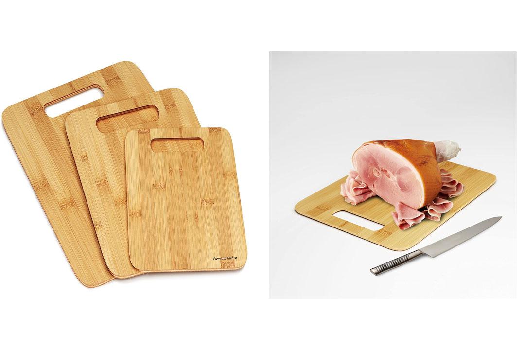 Best 3 Wood Cutting Boards -Premium Chopping Board Block