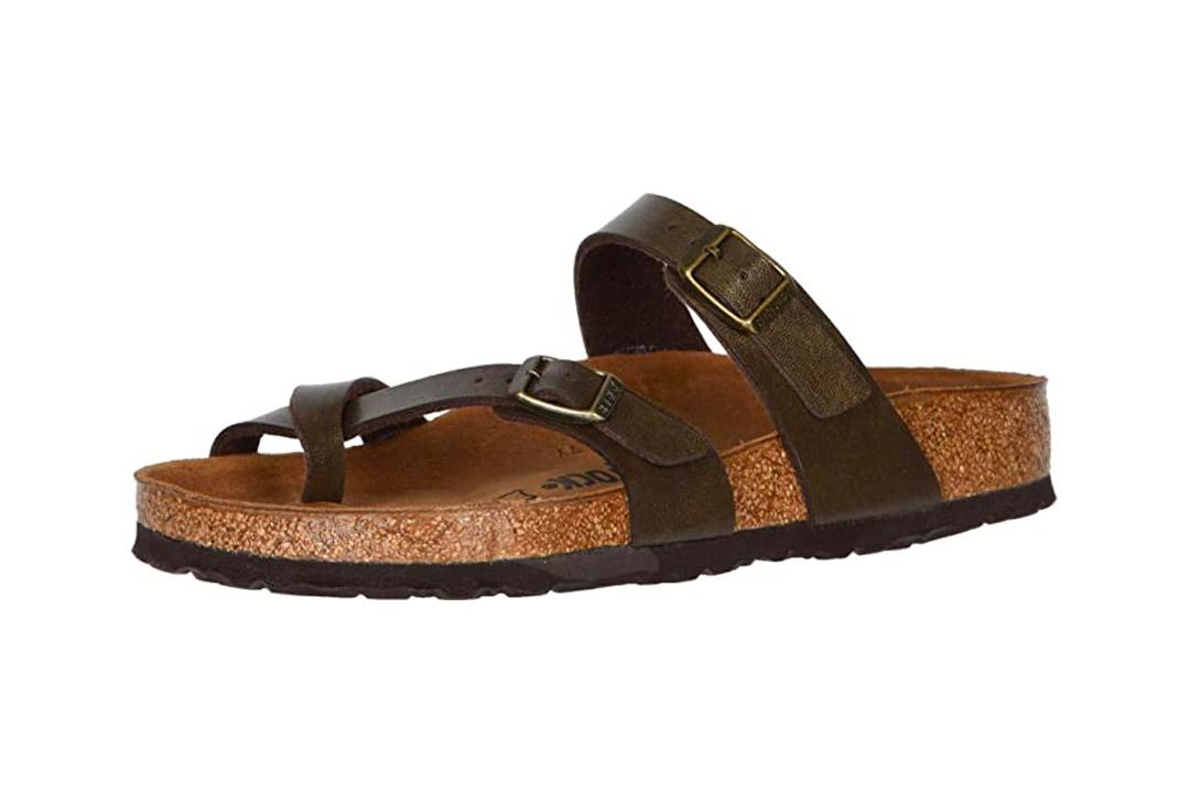 Birkenstock Men's and Women's Mayari Birkibuc Sandal