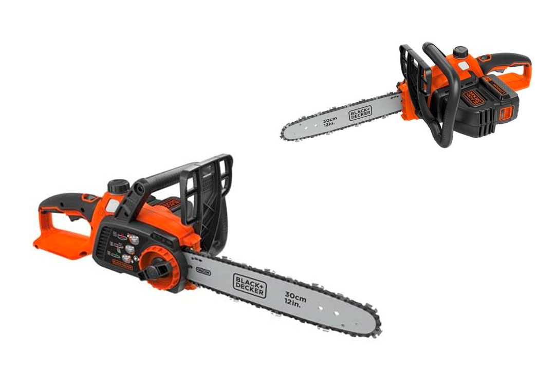 DECKER LCS1240 40V MAX Lithium-Ion Chainsaw