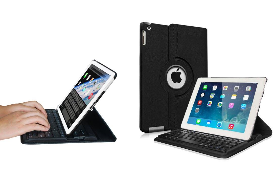 Finite iPad 2/3/4 Keyboard Case