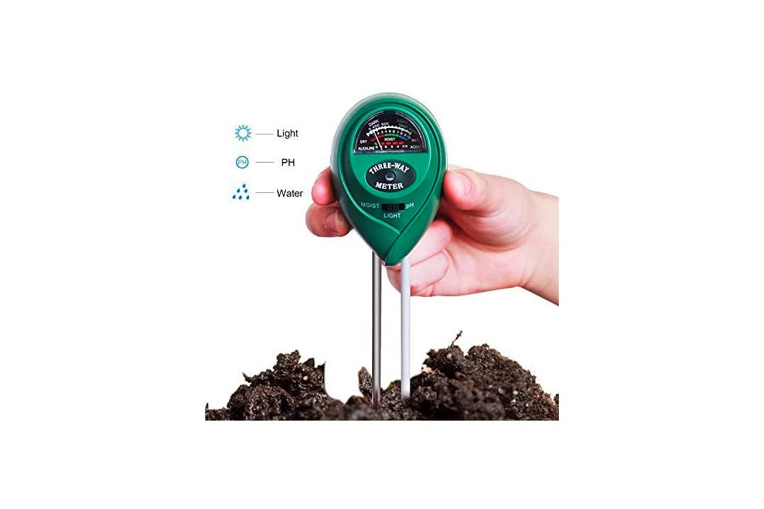 General Tools & Instruments MMD4E Moisture Meter, Pin Type, Digital LCD