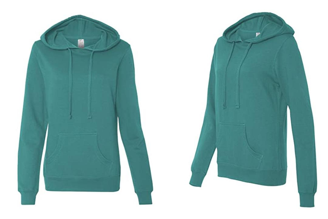 ITC Juniors' Hooded Sweatshirt SS650