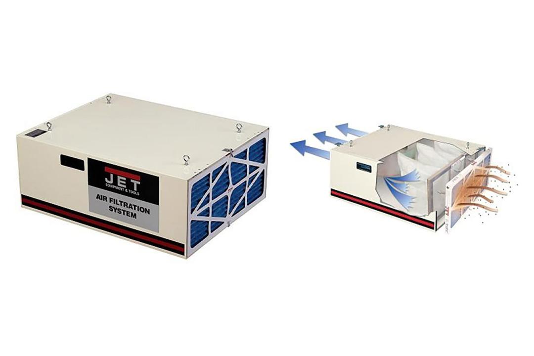 JET 708620B AFS-1000B Filtration System