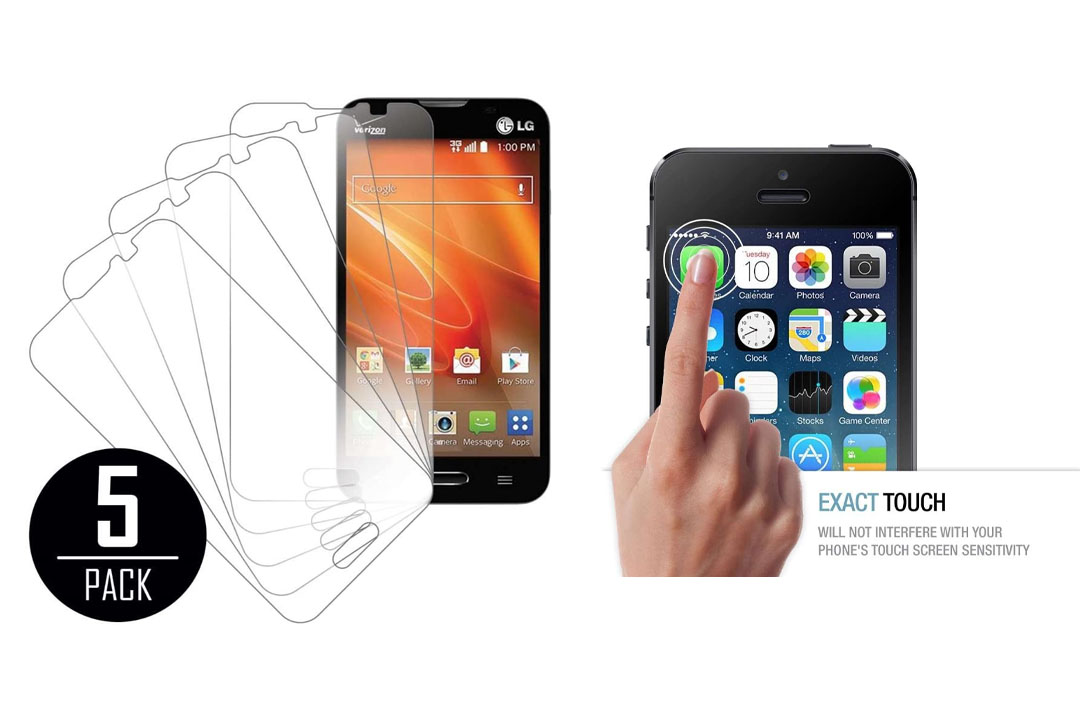 LG Optimus Exceed 2 Screen Protector Cover