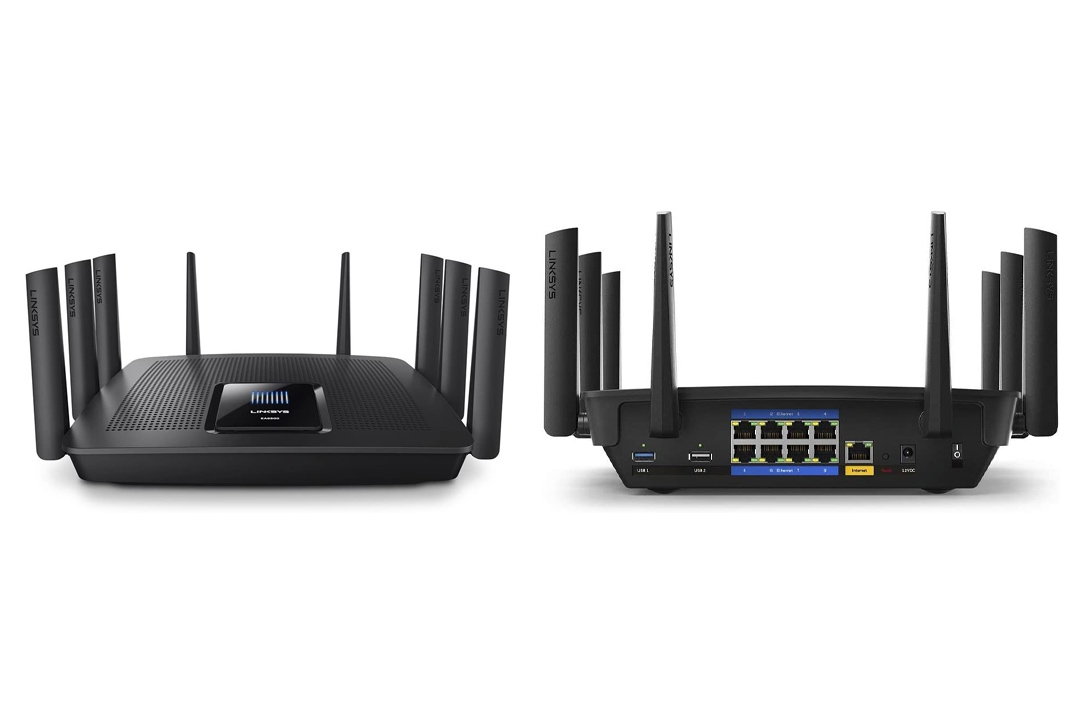 Linksys Tri-Band Wireless Router