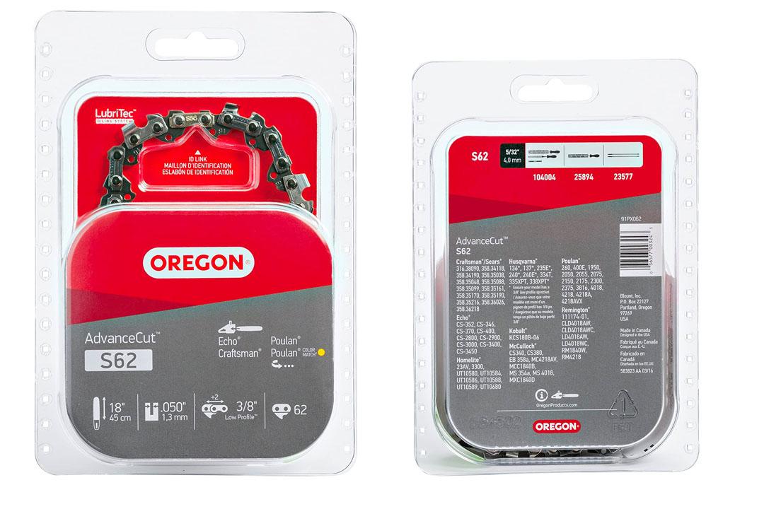 Oregon Semi Chisel Chain Saw
