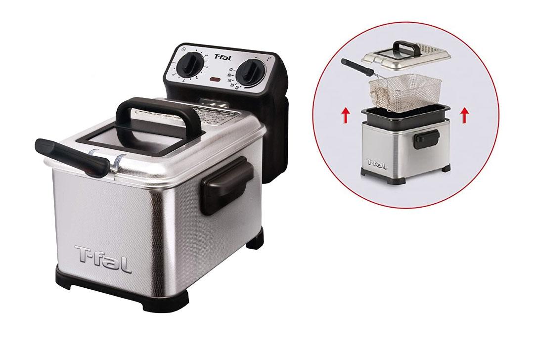 T-fal FR4049 Family Pro 3-Liter Deep Fryer