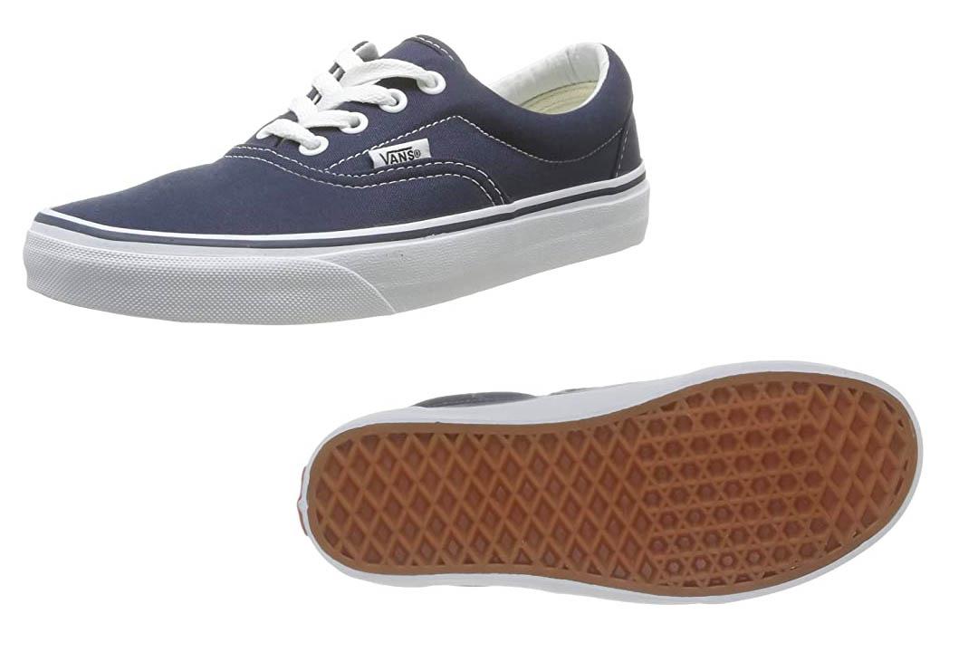 The Era Sneaker in Navy