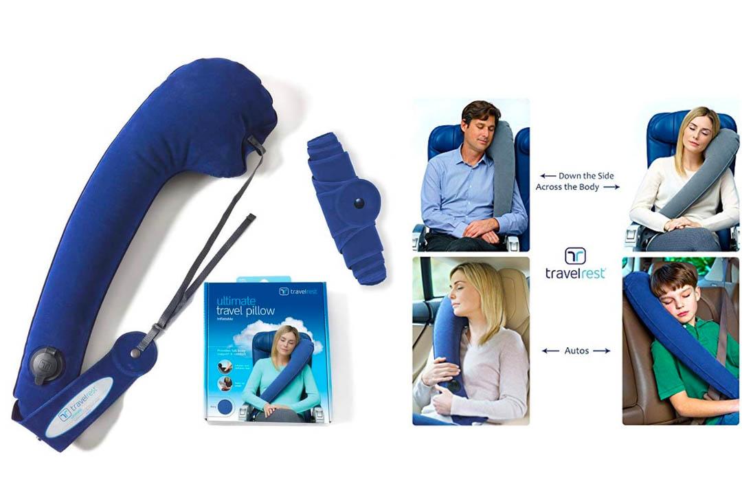 Travelrest - Ultimate Travel Pillow