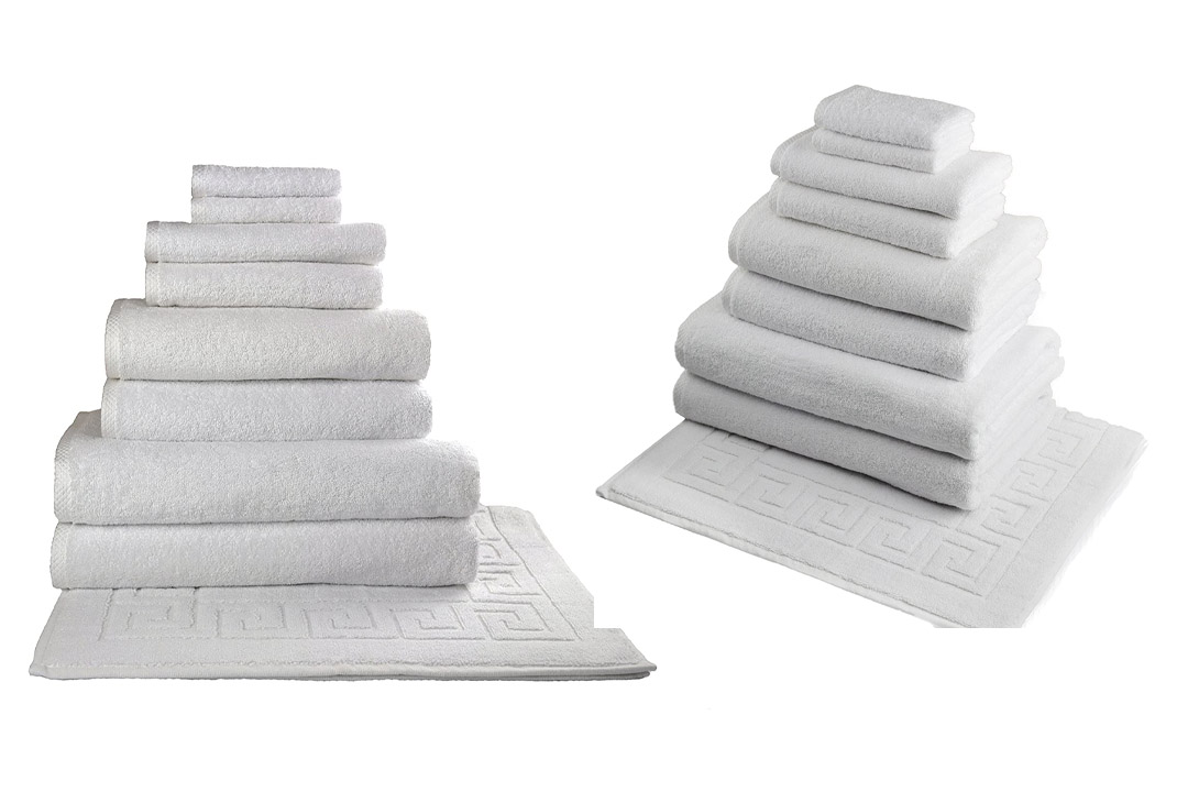 Turkish Hotel Collection Bath Towel