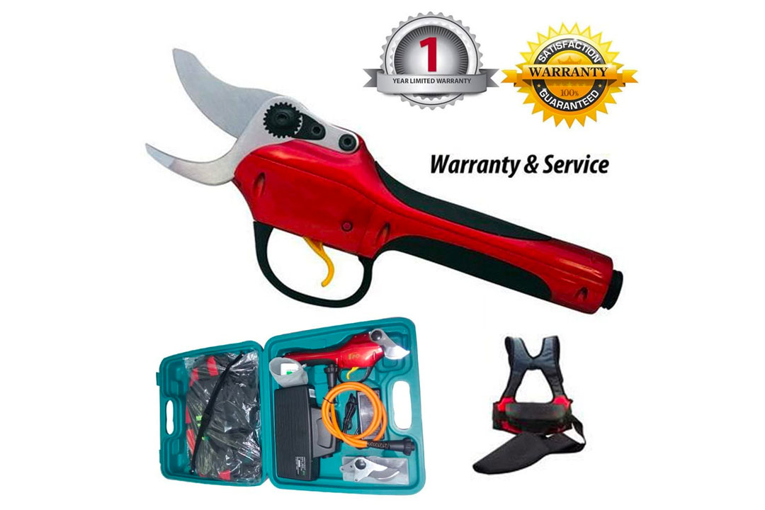 hellosy the Latest Technology Research and Development-SCA2 Battery Grape Pruning Shears