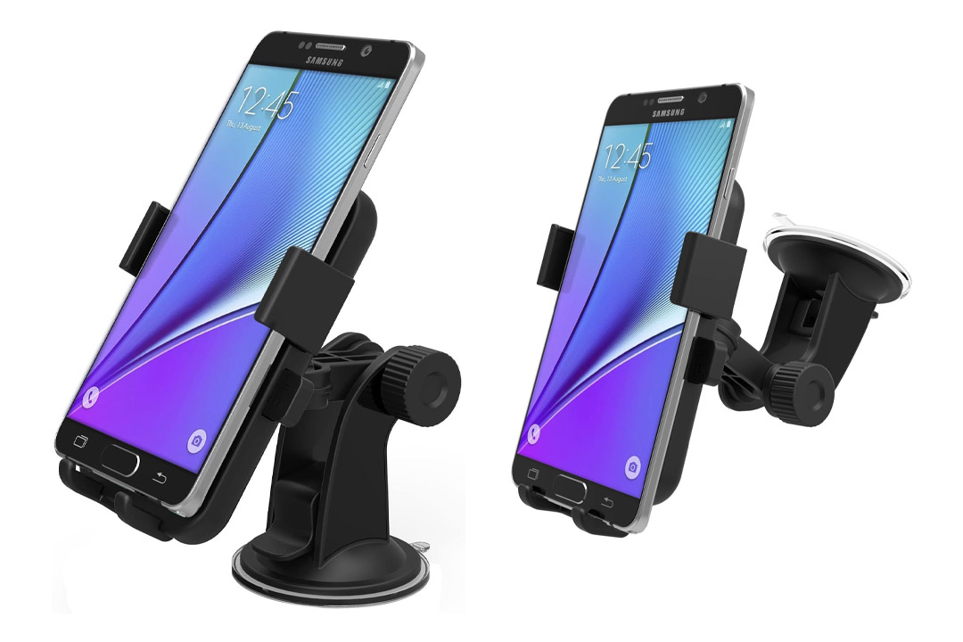 iOttie Easy One Touch XL Windshield Dashboard Car Mount Holder