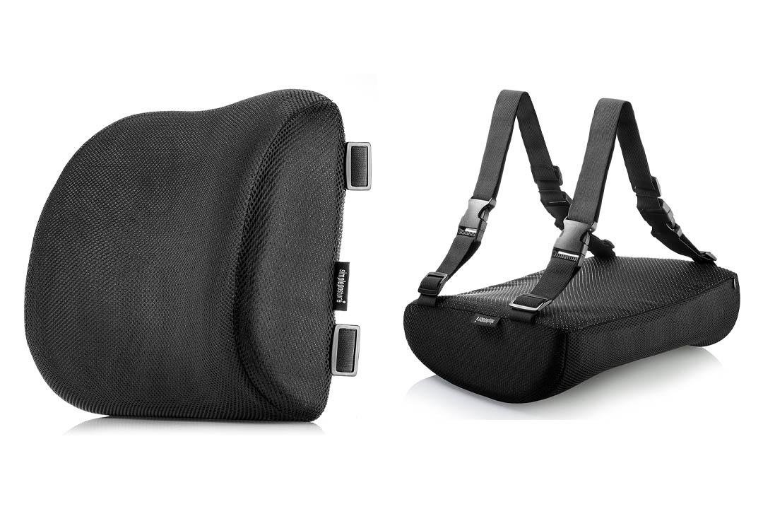BackGuard™ - Premium Lower Back Pain Cushion