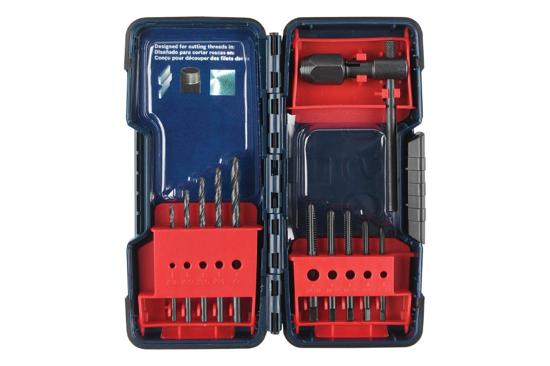 Bosch Tap and Drill Set