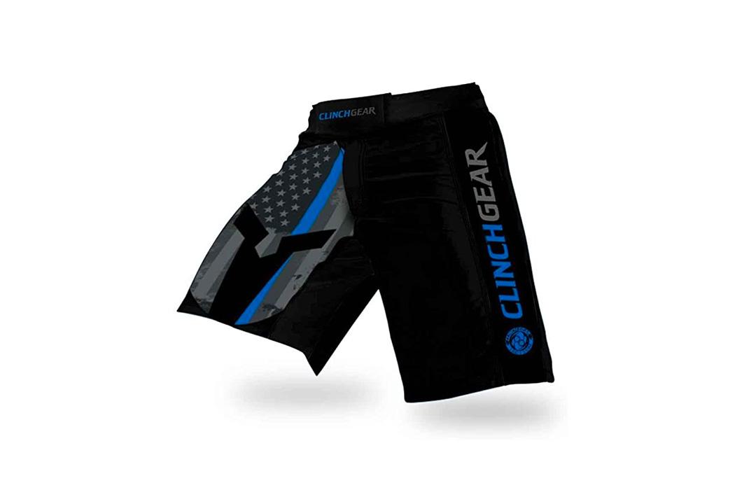 CLINCH GEAR Performance Cross-Training Shorts