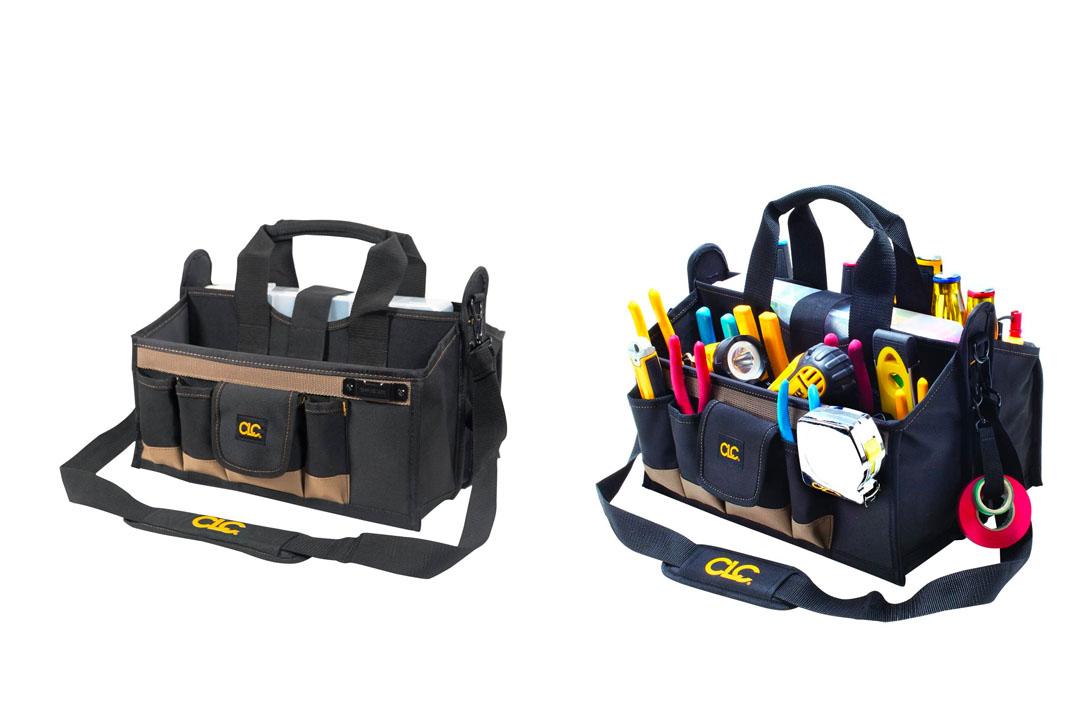 Center Tray Tool Bag